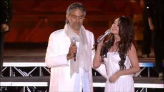 Andrea Bocelli & Sarah Brightman - Con Te Partirò (Time To Say Goodbye) (432 Hz) - MrBtskidz
