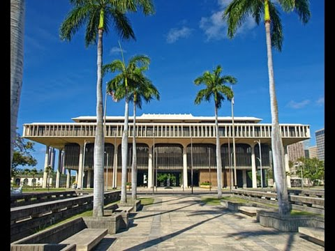 Getting to know your Hawaii State Capitol