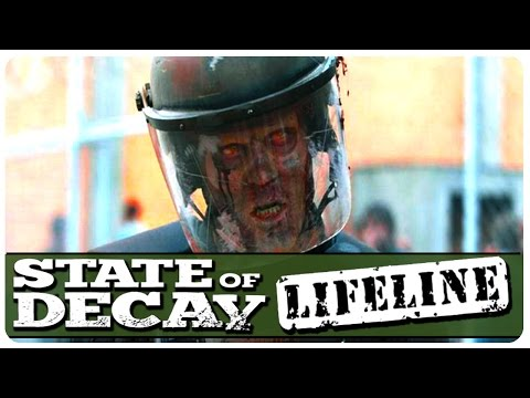State Of Decay: Lifeline Gameplay - Danger Zone!? | Let's Play State of Decay Part 8 (YOSE)