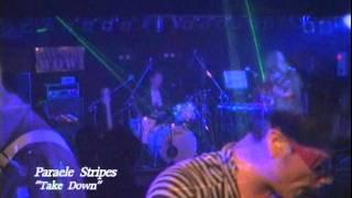 2011.8.23 西小倉WOW!で行われたイベントでの『Paraele Stripes』のライブ模様です! ♪/Take Down.