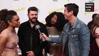 The Voice Season 14 Top 11 | Team Blake Interview