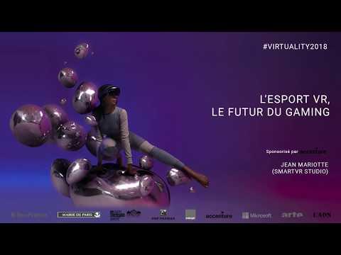 eSport VR : le futur du gaming et de l