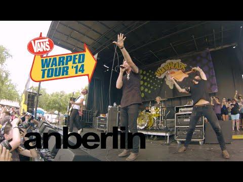 Anberlin | live | warped tour 2014 | gopro