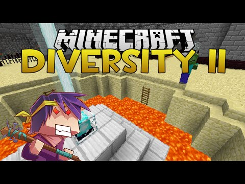 IHATEPINK lupta in Arena   Minecraft Diversity II Arena Branch [7]