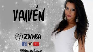 Vaiven - Reggaeton Zumba ® Megamix 51 (Zin Mayara Lemos)