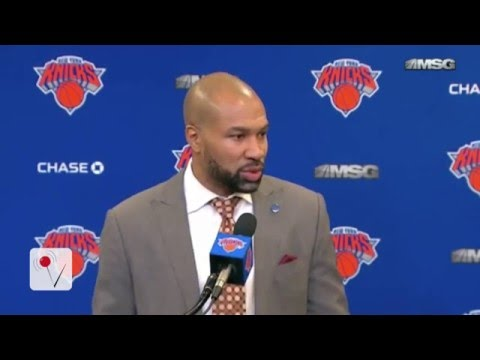 Internet reacts to Knicks firing Derek Fisher
