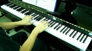Suzuki Piano School Book Volume 3 No.2b Kuhlau Sonatina Op.55 No.1 Movement 2 鈴木 鎮一