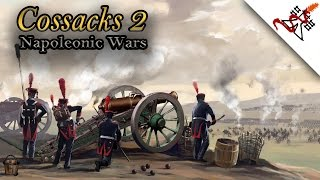 Cossacks 2: Napoleonic Wars - Mission 1 LIBERATION | Campaign  [VERY HARD/1080p/HD]