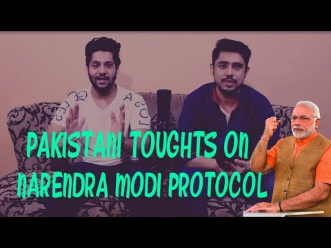 Pakistani Reacts To | Jai Jai Kara - Har Har Modi | Indian Prime Minister Protocol