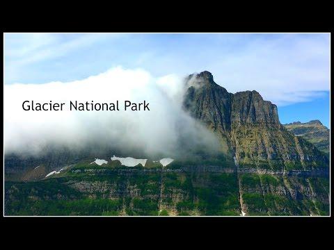 Vlog-- Glacier National Park 2016