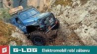GLOG #37 - RC EXPEDITION 2019 - 4x4 - OFF ROAD  - Kríženie náprav s  GARAZ.TV
