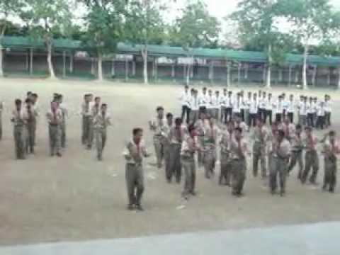 USJ-R Scouts Daylight Campfire Presentation