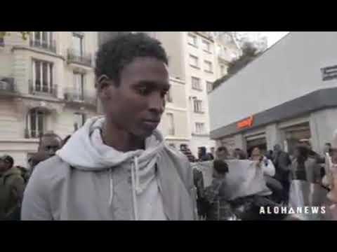 Testimony of Human Trade in Libya