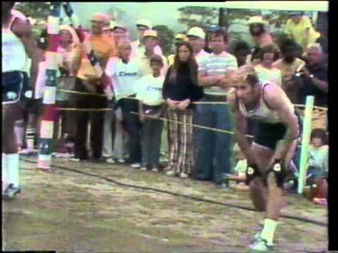 Lynn Swann - Superstars Obstacle Course - 1976 Final