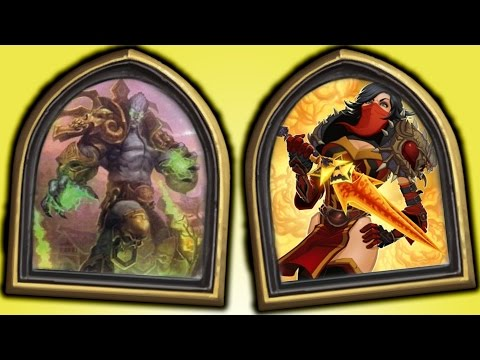 Heroes That Could Exist in the FUTURE of Hearthstone