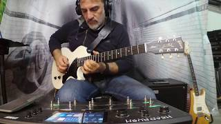 Headrush FX - ACDC Highway to Hell - Marshall Plexi - Fender Super Reverb