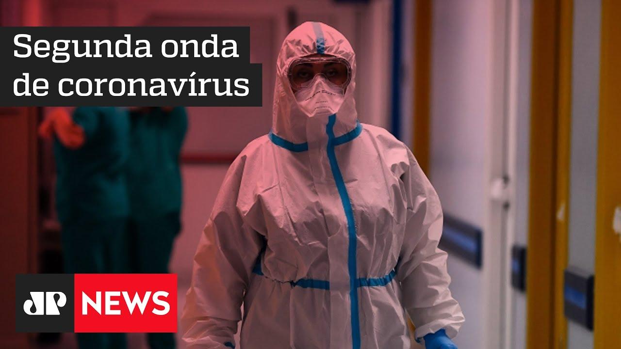 Brasil volta a registrar mais de 900 mortes diárias por COVID-19