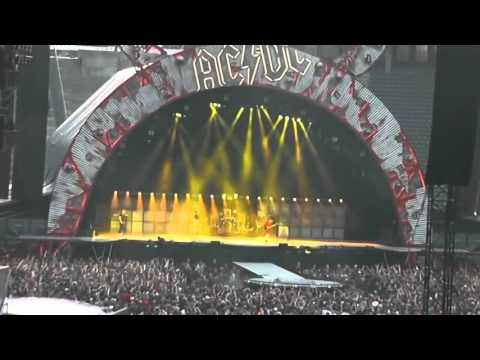 AC/DC live at Rock or Bust World Tour Berlin full concert