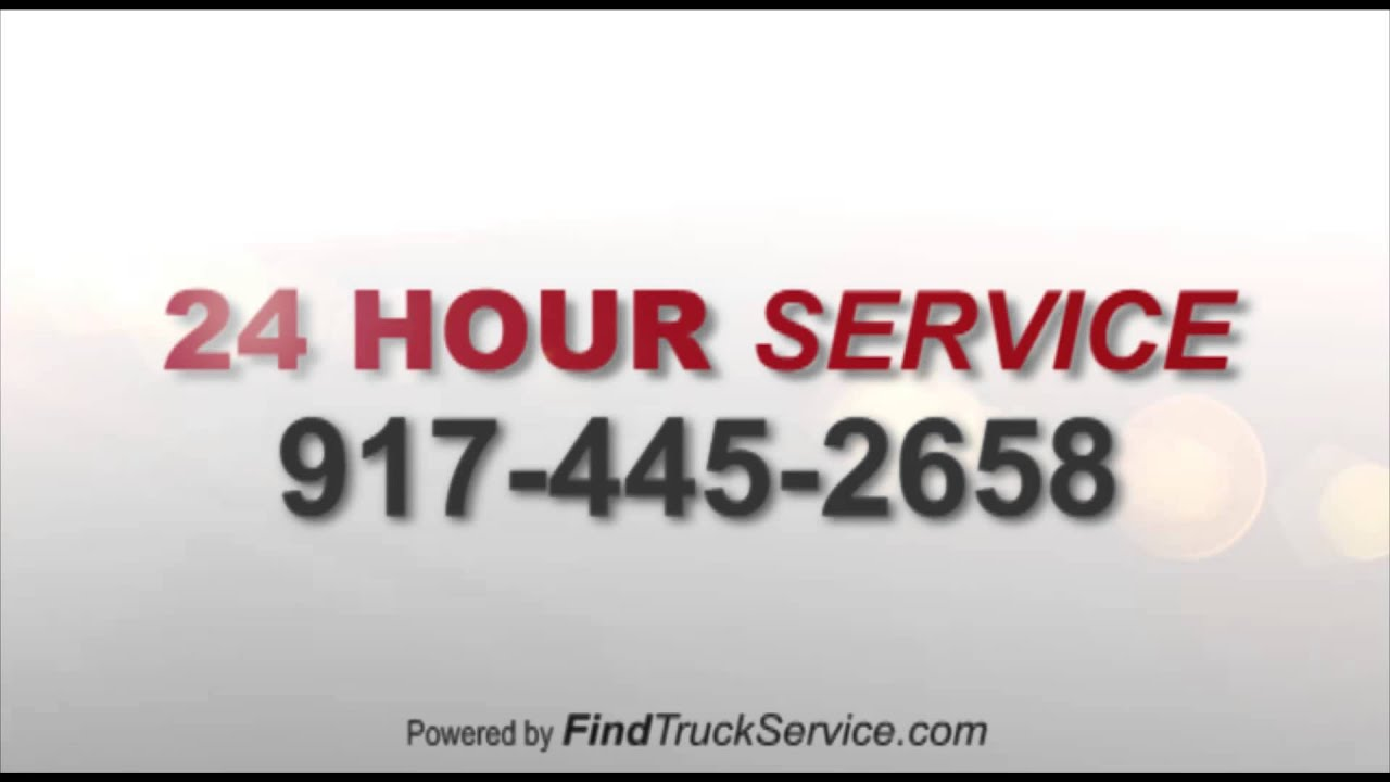 site Truck & Tire Repair Service in Bronx NY