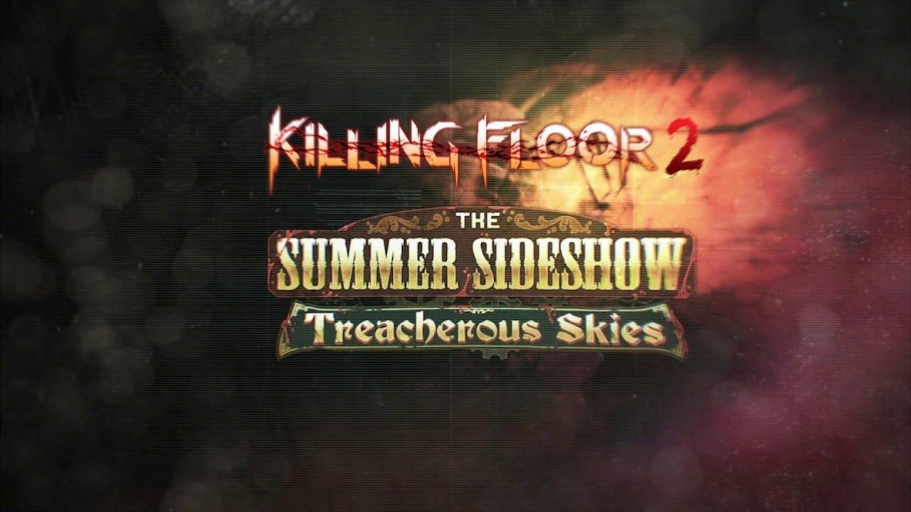 Killing Floor 2 Soundtrack Monstrosity New Main Menu Theme Youtube