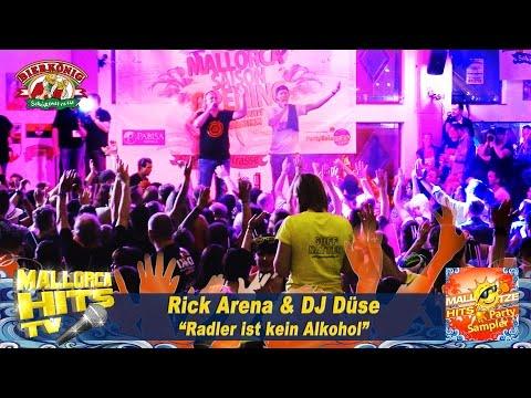Rick Arena & DJ Düse - Radler ist kein Alkohol - Ballermann Hits