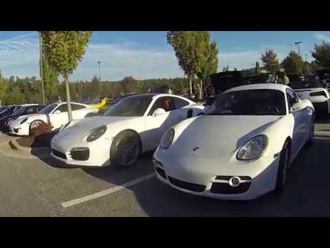 Cars And Coffee Wake Forest 10-28-2017