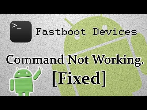 Fixed] Fastboot Devices Command not Working | 100% Working