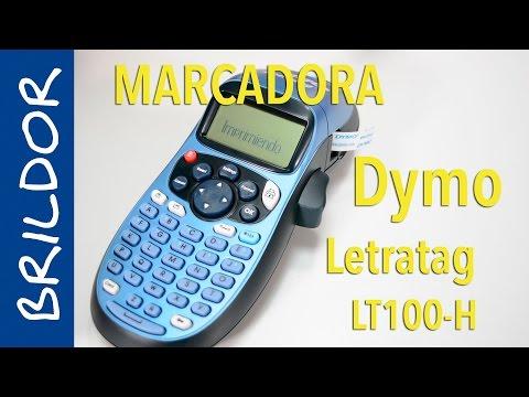 Etiquetadora Dymo Letratag LT100-H