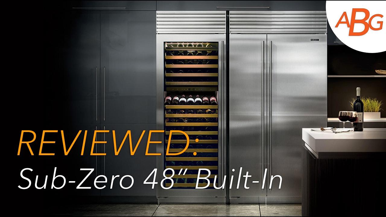 Video Review Sub Zero Bi 48sid S Th