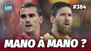 Replay #384 : Débrief Espanyol vs Real Madrid (2-4) / Girona vs Barcelone (0-2) - #CD5