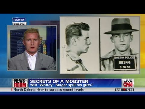 "CNN: Memoir of a former mobster, John ""Red"" Shea"