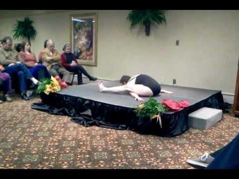Chelsea Yoga Regional 2013