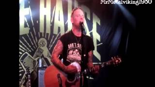 Dave Hause - Pray For Tucson @ The Garage, London Dec 6th 2013