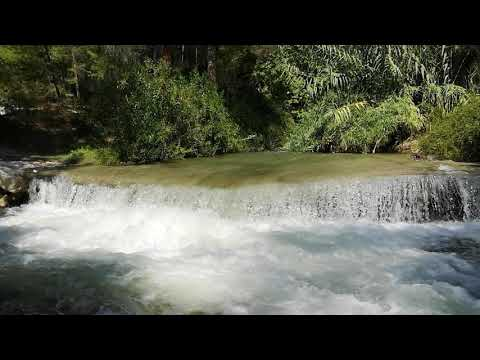 Πολύ ορμητικός ο ποταμός Κρυός για τέλη Σεπτεμβρίου 29/9/2019
