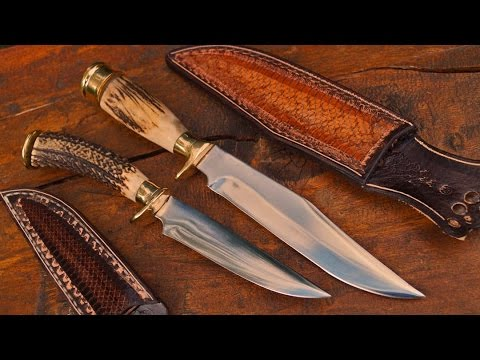 handgemachte jagdliche messer custom knives und scheiden. Black Bedroom Furniture Sets. Home Design Ideas