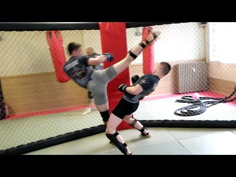 MMA-Training In Der Fight Academy Song Paderborn