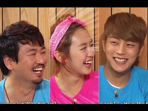 Happy Together - Yoon Doojoon, Jeong Junha, NC.A & more! (2014.06.05)