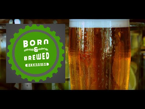 Born & Brewed in Oceanside