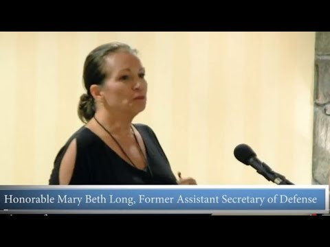 Honorable Mary Beth Long, Former Assistant Secretary of Defense