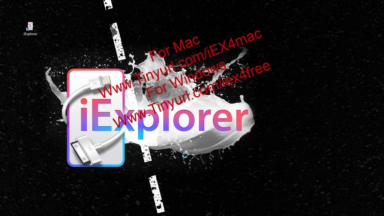 iexplorer 4 registration keygen
