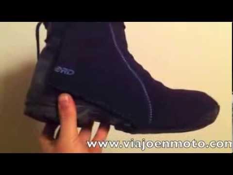 d077761c cubre botas impermeables moto