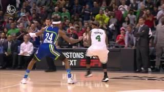 Boston Celtics at Atlanta Hawks- January 13, ...