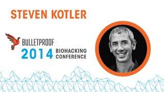 Steven Kotler, Flow Genome Project – Activate Your Flow State - 2014 Bulletproof Conference