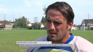 Rugby : Plaisir poursuit son parcours en Fédérale 3