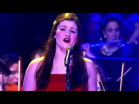 Melodie Spencer 15 yrs old Lacrimosa by Preisner,Grand Ole Opry w/the Fine Arts Summer Academy