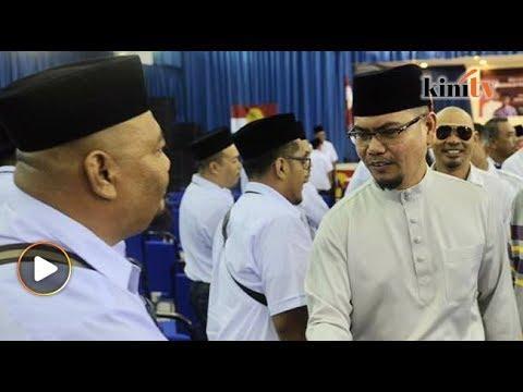 Hasrat Jamal nak jadi Ketua Pemuda Umno, ini kata Nazri