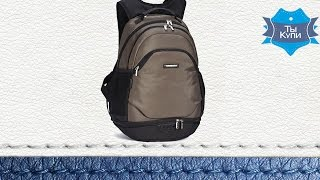 Мужской молодежный рюкзак с объемным отделением Dolly 339 купить в Украине - обзор