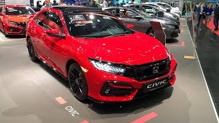 New HONDA CIVIC FACELIFT (2020) - first look & REVIEW (1.0 VTEC Executive Sport Line)