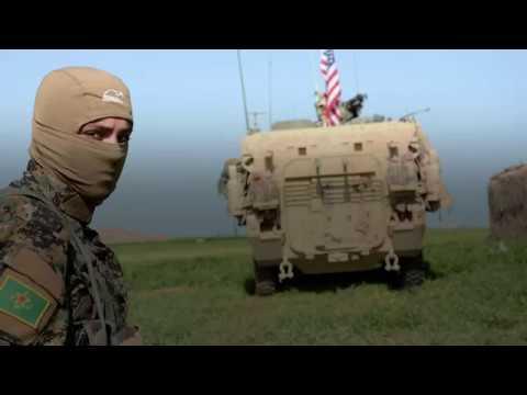 ABD'nin PYD/YPG/PKK'ya silah desteği
