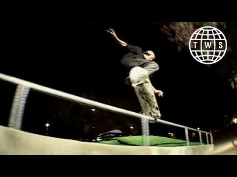 Mikey Taylor, In Bloom Part | TransWorld SKATEboarding